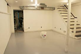 Cheap Basement Flooring Ideas Basement Flooring Modern House Epoxy Floor Coating Basement