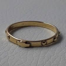 rosary rings rosary rings rings gold 18k vaticanum online shopping low