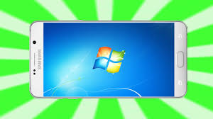 android for windows run windows 7 on android