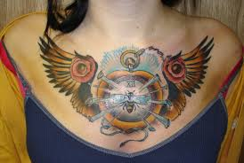 tattoo gallery chest pieces beautiful chest piece tattoo designs for women chest piece tattoos