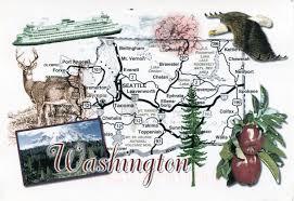 Chelan Washington Map by Where Is Washington Washington Maps Mapsofnet Washington State