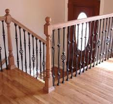 19 best iron stair rails images on banisters iron