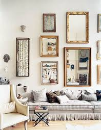 livingroom mirrors decorative wall mirrors for living room visionexchange co