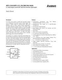 AV       EN DS HCPL        Oct     indd studylib net