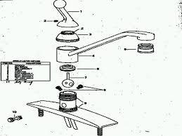 repair single handle kitchen faucet faucets moen single lever kitchen faucet repair parts design ideas