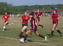 wolverines sharpen soccer skills at richmond tourney wiscasset