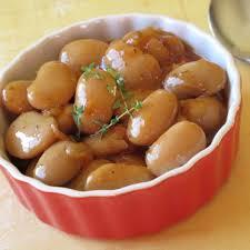 cuisiner des haricots blancs secs recette des haricots blancs géants le comptoir de messénie