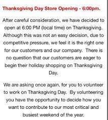 Thanksgiving Mail To Macy S To Kick Black Friday 2014 At 6 Pm On Thanksgiving