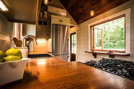 Four Lights Tiny House Denali Tiny House Makes Small Living Feel Much Less Cramped
