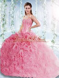 15 quinceanera dresses flowers beaded bodice detachable 15 quinceanera dresses in pink