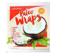 where to buy paleo wraps julian bakery paleo wraps gluten free coconut wraps 7 count