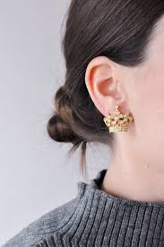 ora earrings ora vintage jewelry sweet spark