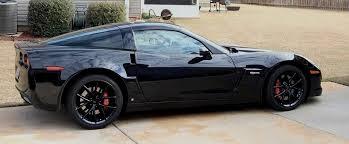 corvette c6 wheels for sale c6 corvette 2005 2013 gloss black spyder style wheels set 18x9 5