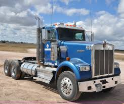2008 kenworth w900 semi truck item f2061 sold october 2