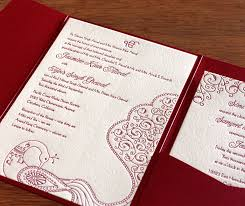 punjabi wedding cards sikh wedding invitation wording letterpress wedding invitation