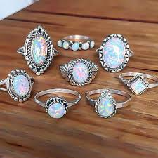 opal necklace setting images 132 best opal rings images engagement rings jpg