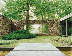 house with courtyard marcel breuer s hooper house ii in baltimore maryland proves that