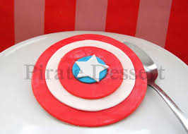 captain america cake topper captain america edible cake topper edible