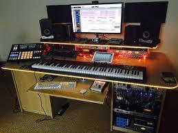 Music Studio Desk by 91 Best Home Recording Studio Ideas Images On Pinterest Music