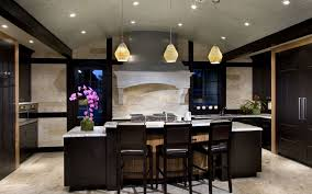 kitchen design stylish modern dining room lighting ideas