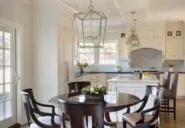 Eat In Kitchen Table Liz Caan Interiors Kitchens Darlana Medium Lantern Eat In