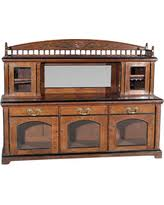 Solid Oak Buffet by Get The Deal Antique English Solid Oak Victorian Buffet Sideboard