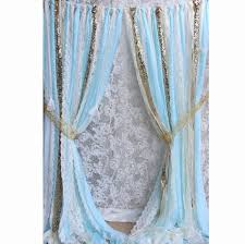 Colorful Patterned Curtains Curtain Aqua White Grommet Curtains Colors And Blue Patterned