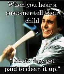 Patrick Bateman Meme - 36 customer service memes that prove it s torture with a paycheck