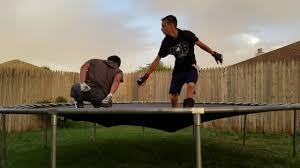 nmbw backyard wrestling zeus vs maniac for money in the bank youtube