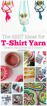 t shirt yarn ideas red ted art u0027s blog