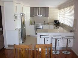 kitchen modern u shaped kitchen designs with centerpiece for