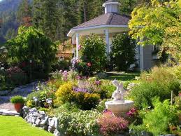 Beautiful Backyard Landscaping Ideas 22 Beautiful Garden Design Ideas Wooden Pergolas And Gazebos