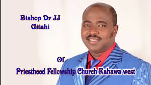 bishop jj gitahi manual part 2 4 youtube