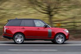 expensive land rover 2017 land rover range rover svautobiography dynamic first drive