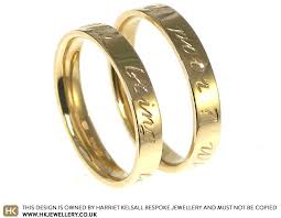 what is a commitment ring set of 18 carat gold commitment rings with who being loved