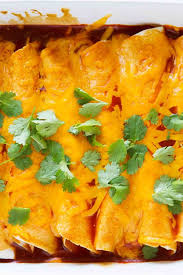 thanksgiving leftover enchiladas taste and tell
