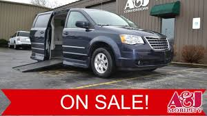 wheelchair vans for sale