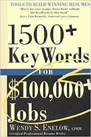 Key Verbs For Resume 1500 Key Words For 100 000 Jobs Tools To Build Winning