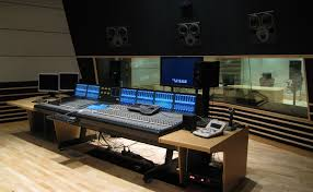 Studio Console Desk by C300 Hd Solid State Logic