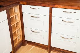 Corner Storage Cabinet Ikea How To Create A Frameless Corner Storage Cabinet Modern Home