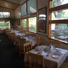 more inside dining picture of le chene cuisine santa