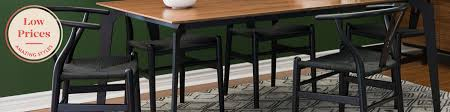 modern chairs kitchen dining room structube