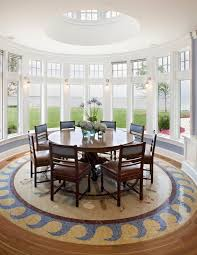 48 round dining dining room traditional with dark wood dining