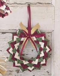 Styrofoam Christmas Decorations - best 25 folded fabric ornaments ideas on pinterest fabric