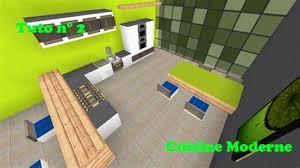 cuisine minecraft salle a manger minecraft 10 cuisine moderne minecraft marseille