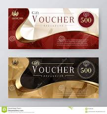 emailable gift cards fresh gift voucher template promotion card coupon design stock