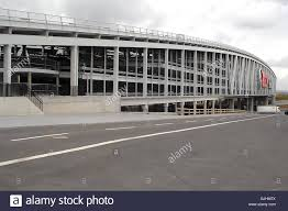 Garage Style by Concrete Parking Garage Style Of Construction Stock Photo Royalty