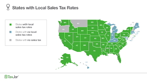 Hawaii Zip Code Map by Sales Tax By State Which States Don U0027t Have Local Sales Tax Rates