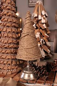 22 gosh darn amazing things to do with a cone twine christmas