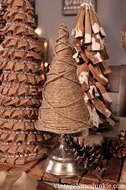 diy twine christmas tree easy tutorial 12daysoftrees
